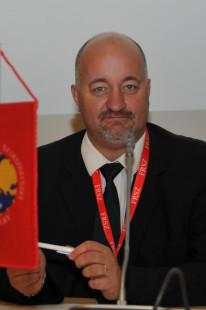 Kiss János István, elnök