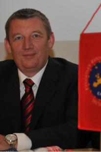 Pongó Géza, főtitkár