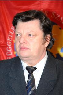 Balázs Sándor, megyei elnök