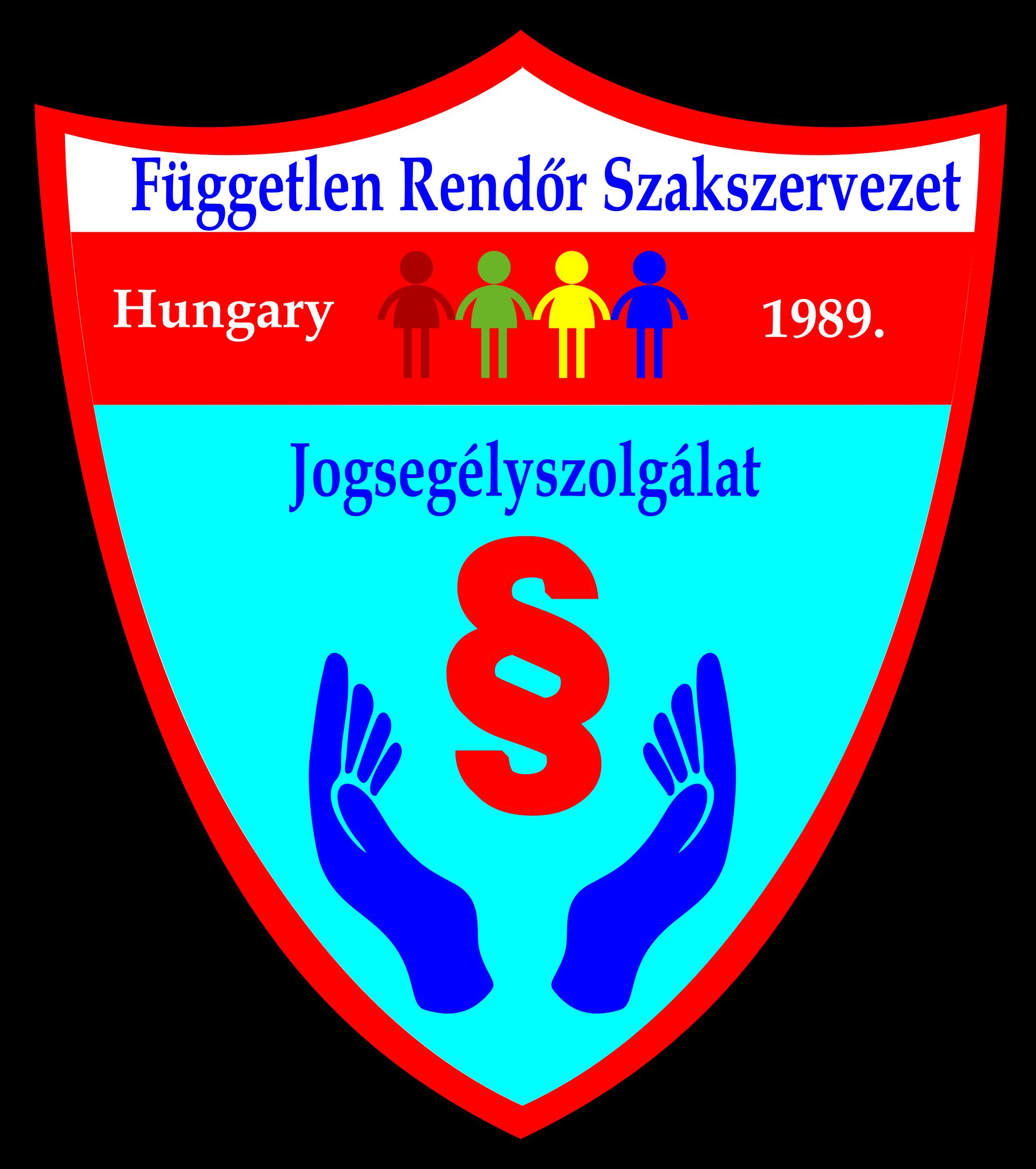 Jogseg'lyszolg logo