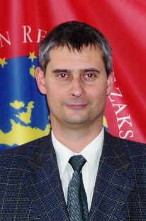 Hartmann István, Észak-dunántúli Területi elnök
