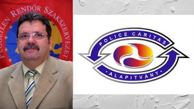 A Police Caritas Kuratóriumának új tagja: Orgovány Zoltán