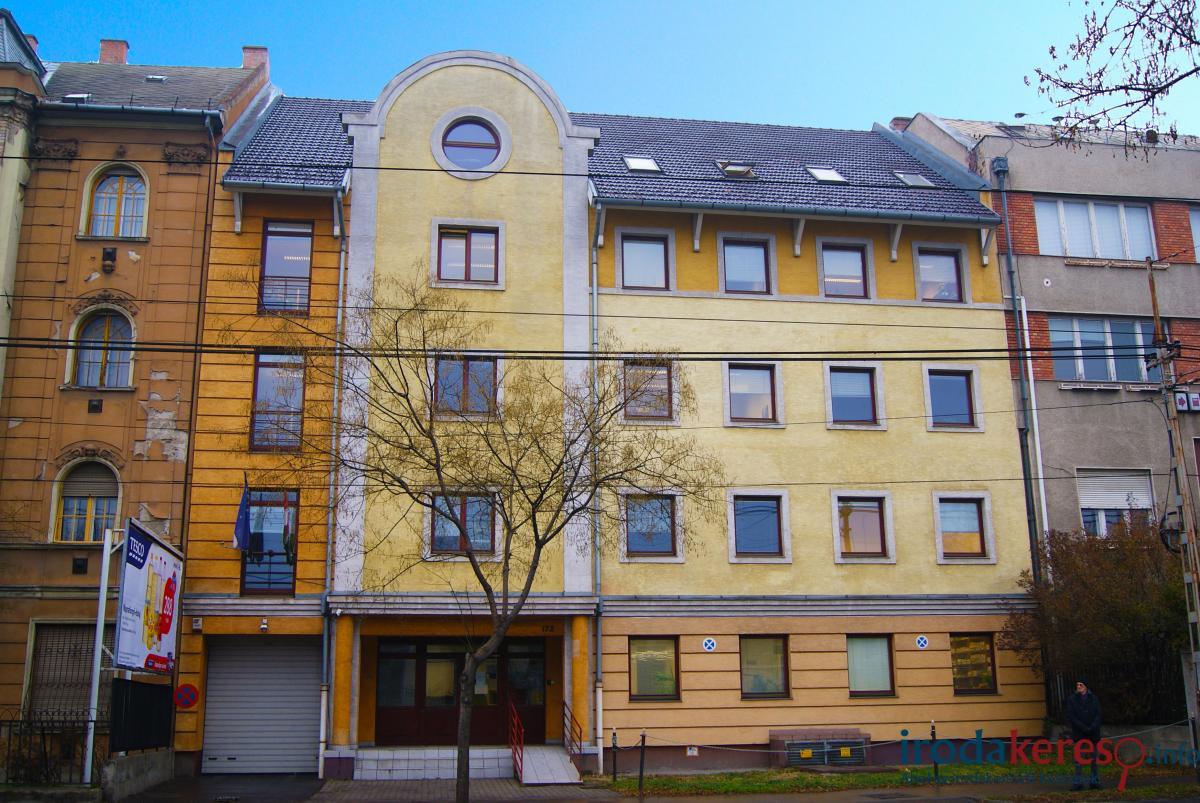 Központi Koordinációs Iroda, Thököly út 172.