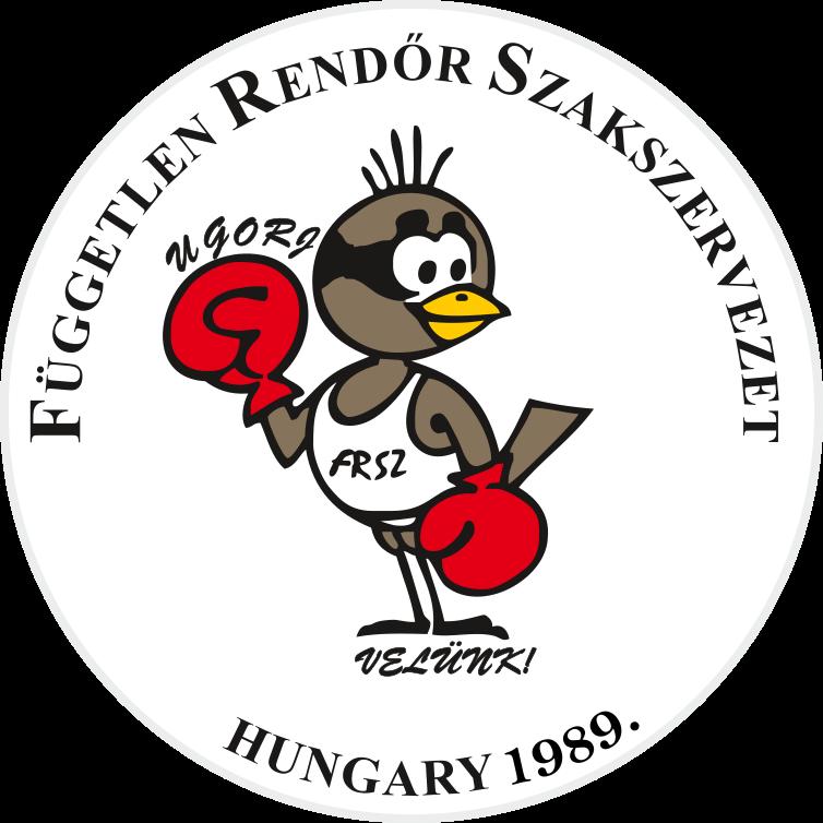 veréb FRSZ logo