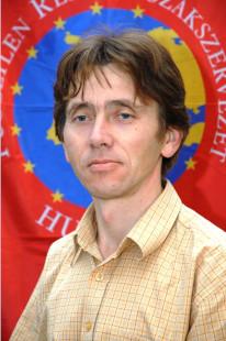 Zoltán Gábor megyei elnök-helyetttes