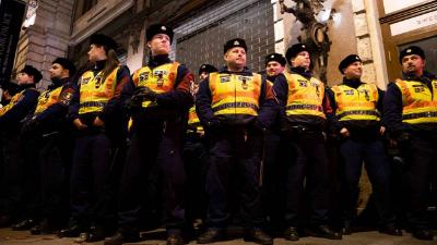 Több mint háromezer rendőr hiányzik az állományból